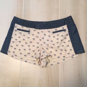Anthropologie Under Skies Shorts Small